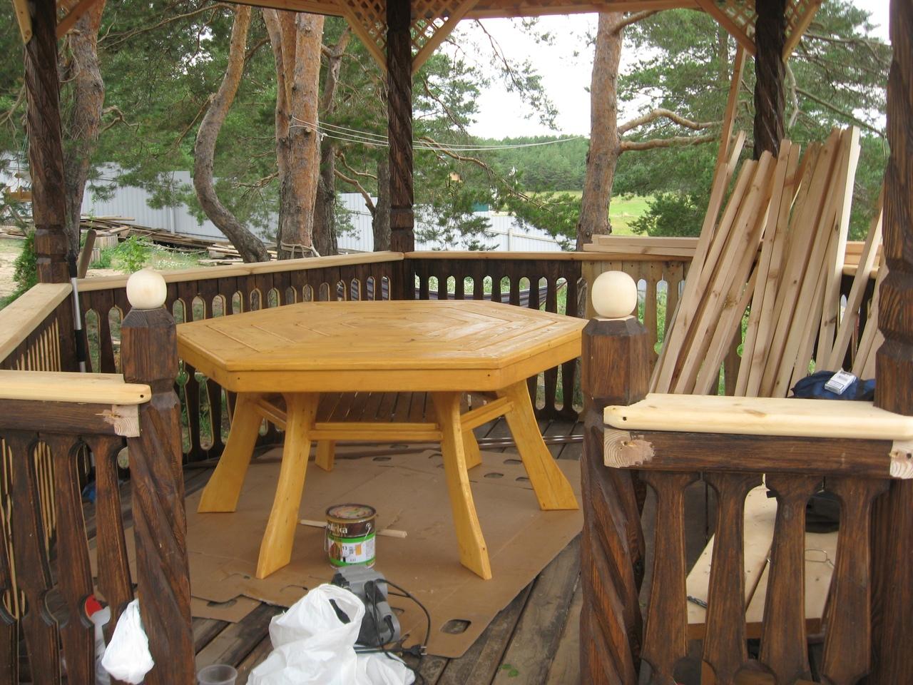 Деревянная мебель в Рязани