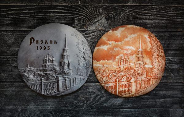 Рязанский сувенир «Кремль»