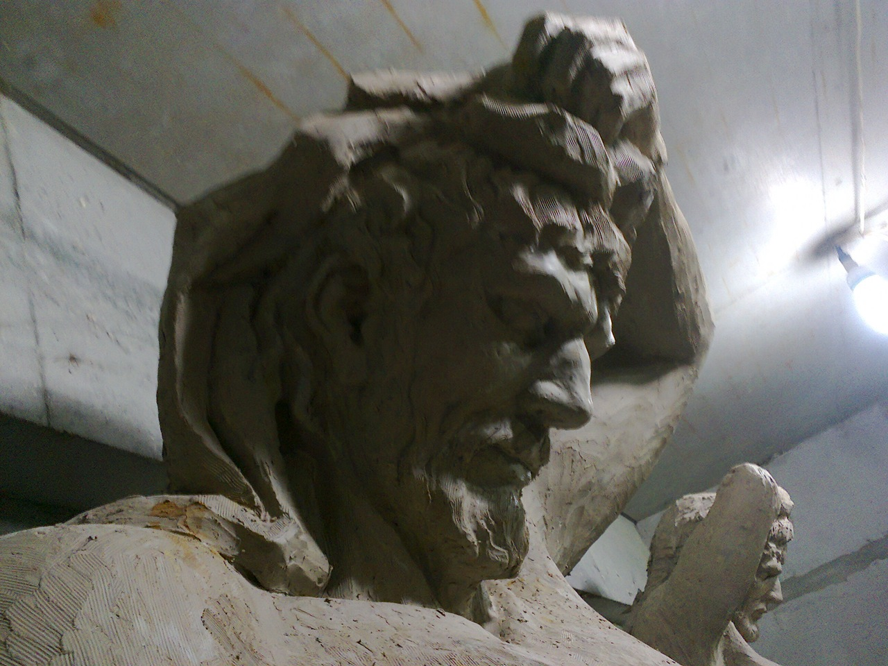 Скульптура атлантов