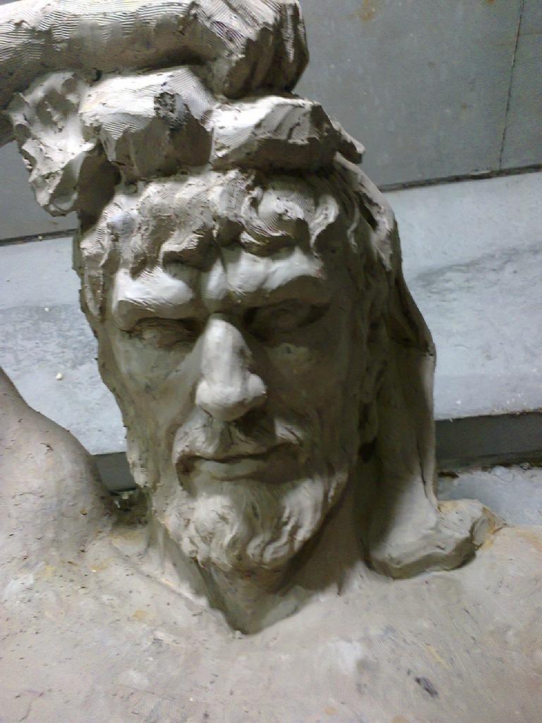 Лепка скульптура Рязань